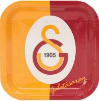 Parti Yıldızı - Galatasaray 8 li Kare Tabak