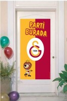 Parti Yıldızı - Galatasaray Kapı Afişi