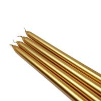 Parti Yıldızı - Mum - 14 cm Altın Rengi