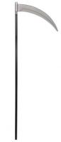 Parti Yıldızı - Halloween Plastik Tırpan 1.15m