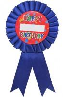 Parti Yıldızı - Happy Birthday Yaka Rozeti