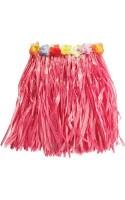 Parti Yıldızı - Havai Çocuk Eteği Pembe Renk