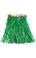 Parti Yıldızı - Havai Çocuk Eteği Yeşil Renk