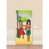 AMSCAN - Hawaii Partisi Kapı Afişi 200cm