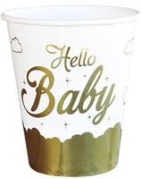 PD - Hello Baby Bardak 220/240cc (6ad)