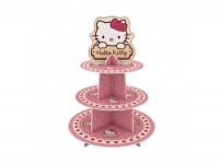 Parti Yıldızı - Hello Kitty Cupcake Standı