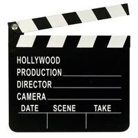 Parti Yıldızı - Hollywood Partisi Plastik Klaket