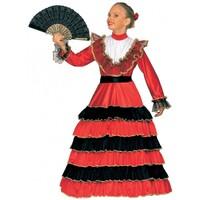 Parti Yıldızı - İspanyol Kız Elbisesi 5-7 Yaş