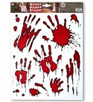 Parti Yıldızı - Kanlı Eller Sticker