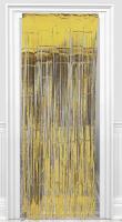 Parti Yıldızı - Kapı Perdesi Altın Rengi