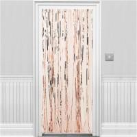 Parti Yıldızı - Kapı Perdesi Rose Gold Rengi