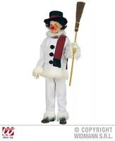Parti Yıldızı - Kardan Adam Kostümü
