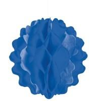 Parti Yıldızı - Karpuz Mavi Asma Süs 20 cm