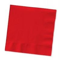 Parti Yıldızı - Kırmızı 20 li Peçete