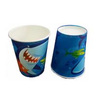 Parti Yıldızı - Köpek Balığı Bardak