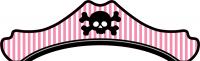 Parti Yıldızı - Korsan Partisi Şapka Kız