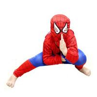 Parti Yıldızı - Kostüm Spiderman 7-9 Yaş
