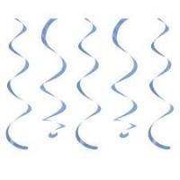 Parti Yıldızı - Koyu Mavi 10 lu Süs Dalgası