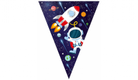 PD - Kozmik Galaksi Bayrak Set