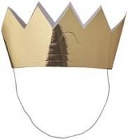 Parti Yıldızı - Kral Tacı 6 lı mini boy
