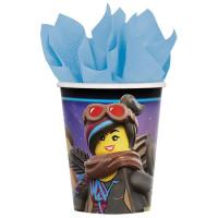 AMSCAN - Lego Movie Partisi Bardak 8 Adet