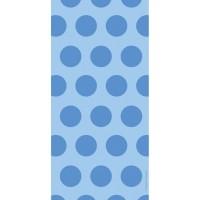 Parti Yıldızı - Mavi Puanlı 20 li Hediye Poşeti