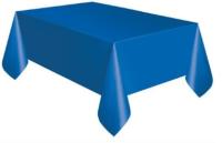 AMSCAN - Lacivert Plastik Masa Örtüsü 137x274cm