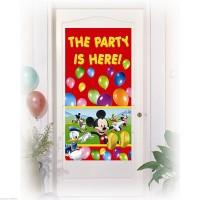 Parti Yıldızı - Mickey Mouse Club House Kapı Afişi