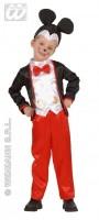 Parti Yıldızı - Mickey Mouse Kostümü