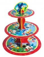 Parti Yıldızı - Mickey Playful Cup Cake Standı