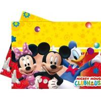 Parti Yıldızı - Mickey Playful Masa Örtüsü