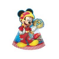 Parti Yıldızı - Mickey Roadster Şapka