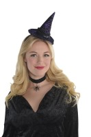 Parti Yıldızı - Minik Cadı Şapkalı Taç