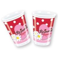 Parti Yıldızı - Minnie Mouse Puanlı 10 lu Bardak