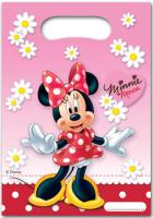 Parti Yıldızı - Minnie Papatyalar Hediye Poşeti