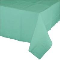 Parti Yıldızı - Mint Yeşili Masa Örtüsü ( Yerli Üretim )