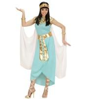 Parti Yıldızı - Mısır Kraliçesi Yetişkin Kostümü Lüx