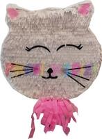 Parti Yıldızı - Miss Cat Şekilli Pinyata