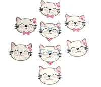 PD - Miss Cat Tema Aksesuarı