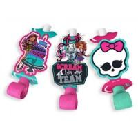 Parti Yıldızı - Monster High 6lı Düdük