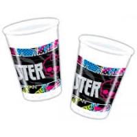 Parti Yıldızı - Monster High Bardak