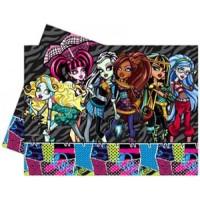Parti Yıldızı - Monster High Masa Örtüsü