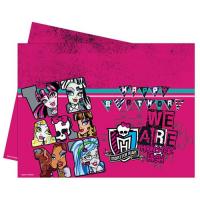 Parti Yıldızı - Monster High Masa Örtüsü YENİ