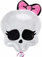 Parti Yıldızı - Monster High Pırıltılı Jumbo Balon