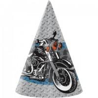 Parti Yıldızı - Motosiklet Partisi Şapka 8 Adet