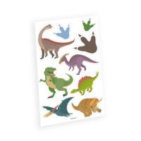 AMSCAN - Mutlu Dinazorlar Stickerlar