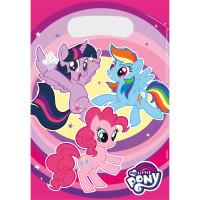 AMSCAN - My Little Pony Hediye Poşeti 8 Adet