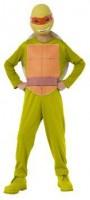 Parti Yıldızı - Ninja Turtels MICHELANGELO Kostümü