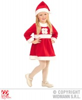 Parti Yıldızı - Noel Anne Bebek Elbisesi 0-6 Ay / 80 cm