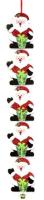 Parti Yıldızı - Noel Baba 5li Garland